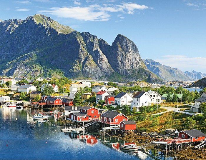 Lofoten: Die Inselgruppe vor der Küste Norwegens ist ein beliebtes Ziel.