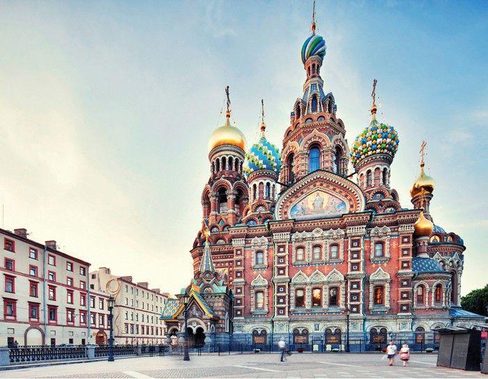 St. Petersburg: eine Städtereise per Schiff in die Metropolen des Ostens.
