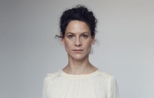 Schauspielerin Bibiana Beglau.