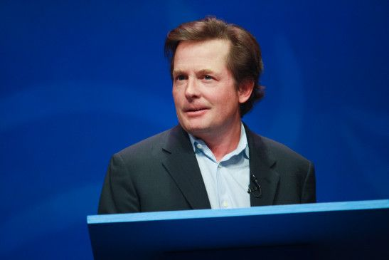 Schauspieler mit Parkinson-Erkrankung: Michael J. Fox
