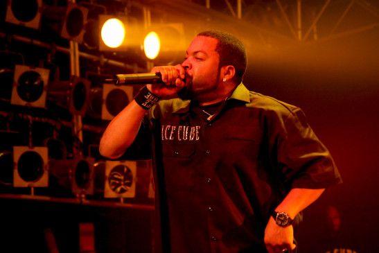 Ein Mann mit vielen Talenten: Ice Cube