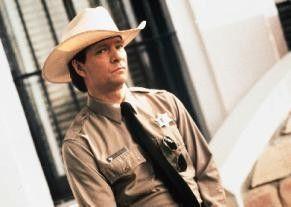 Ich glaub, der Film ist ziemlich schräg! Chris Cooper als Sheriff Sam Deeds