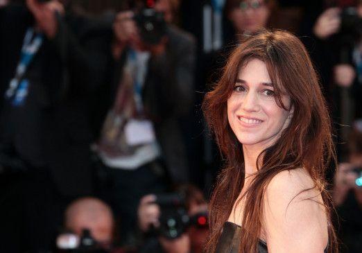 Karriere ganz ohne Schauspielausbildung: Charlotte Gainsbourg.