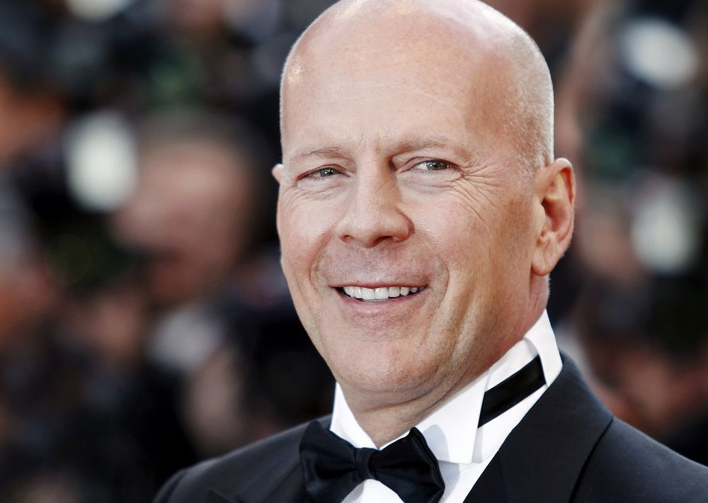 Hollywood-Star Bruce Willis.