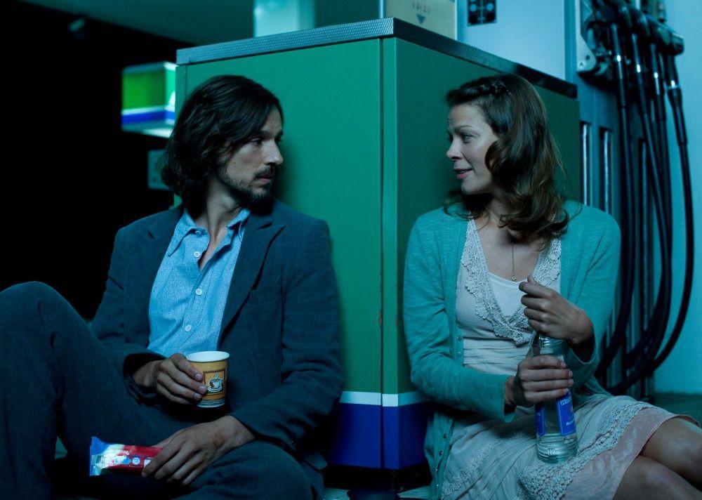 """Jessica Schwarz und Florian David Fitz in """"Jesus liebt mich"""""""