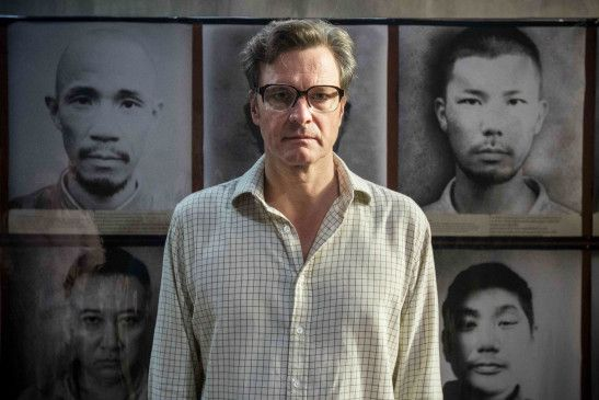 Eric Lomax (Colin Firth) ist kein Mann der vielen Worte.