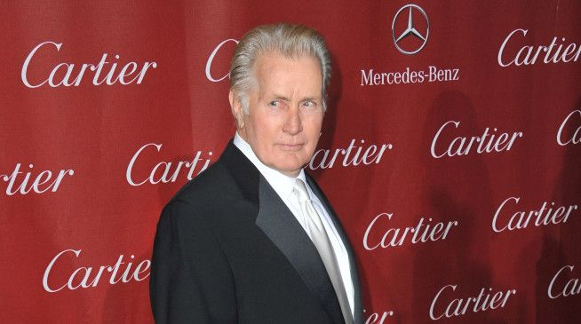 Längst ein alter Hase in Hollywood: Martin Sheen