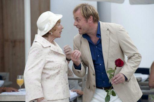 Torsten (Eckhard Preuß) ist sauer, weil seine Frau Doris an ihrem Geburtstag einfach abgehauen ist. Als er sie schließlich in einem Wellness-Hotel aufspürt und mit der Familie überraschen will, macht Doris ihm einen Strich durch die Rechnung. Tante Ida (Monica John) versteht Torstens Aufregung nicht.