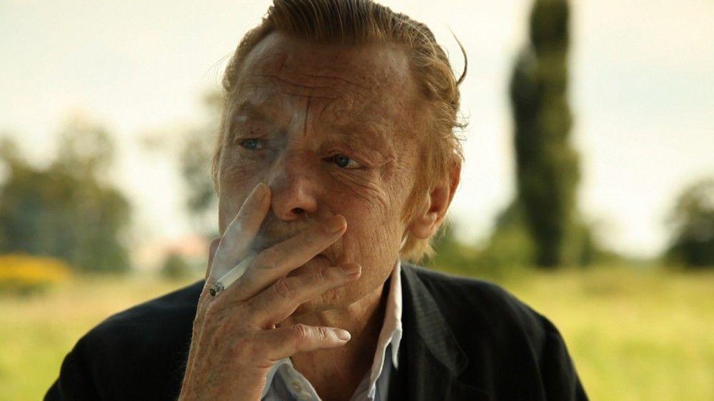 """Otto Sander wurde in den 1960er Jahren von Roland Klick entdeckt. Im Kurzfilm """"Ludwig"""" spielte er seine erste Rolle."""