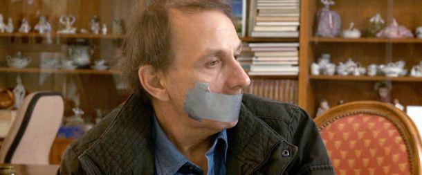 Der gekidnappte Michel Houellebecq