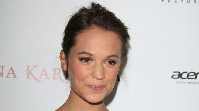 Schwedische Oscar-Gewinnerin: Alicia Vikander.