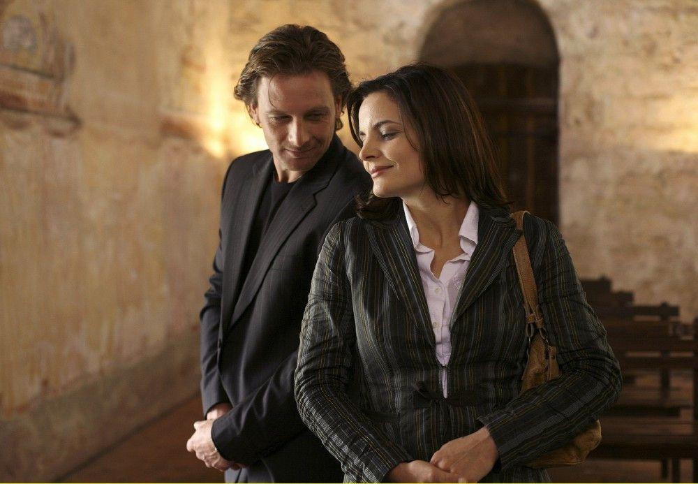 Beatrice (Elisabeth Lanz) zeigt dem Städter Thomas (Hendrik Duryn) die schönen und romantischen Seiten ihres Heimatortes.