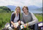Ein echtes Traumpaar: Valerie (Sophie Schütt) und der Architekt Jan (Julian Weigend).