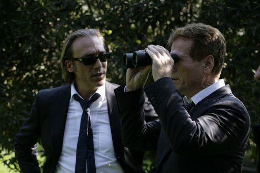 Renzo Esposito (Luca Ward, l.) und Fredo Kovacs (Jürgen Prochnow, r.).
