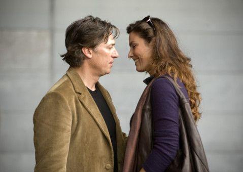 Amigo Steiger (Tobias Moretti, l.) und Carlotta Fortunato (Giada Desideri, r.).
