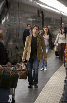 Am Bahnhof: Amigo Steiger (Tobias Moretti).