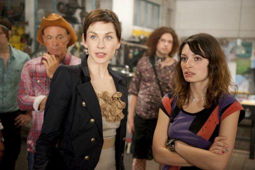 Geballte Frauenpower. Mutter Vanessa (Christiane Paul, l.) und Tochter Dina  (Sarah Horváth, r.) wieder vereint.