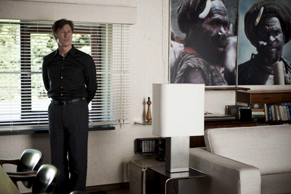 """In """"Eine Frau verschwindet"""" spielt Tobias Moretti den exzentrischen Anthropologen Josef Pieters."""