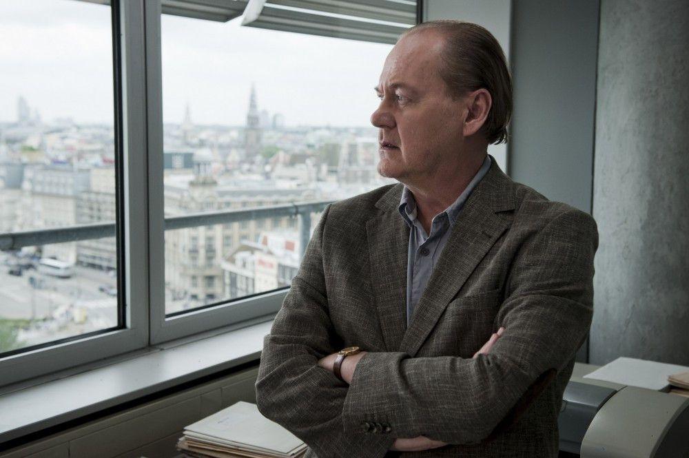 """In """"Eine Frau verschwindet"""" ist Peter Haber der eigenwillige Amsterdamer Kommissar Bruno van Leeuwen."""