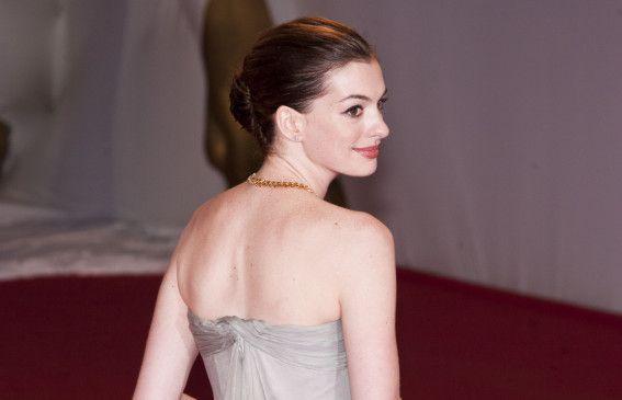 Schauspielerin Anne Hathaway.