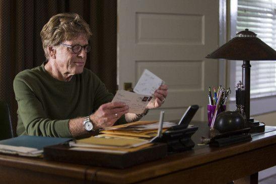 Bill Bryson (Robert Redford)