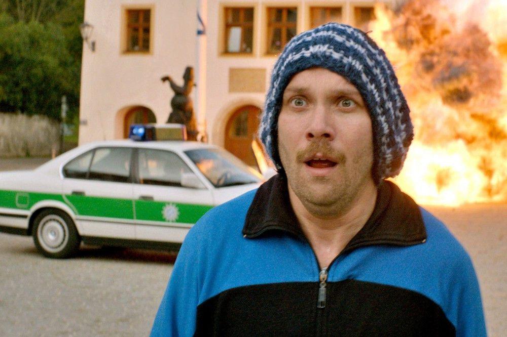"""Das von Georg (Christian Ulmen) geplante """"Wunder"""" läuft nicht ganz, wie gedacht."""