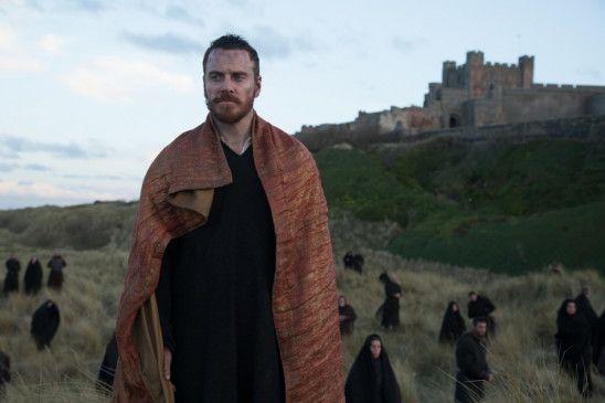 Heerführer Macbeth (Michael Fassbender).
