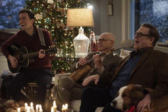 Auf eines kann man sich verlassen: Weihnachten wird jedes Jahr gefeiert – auch bei den Coopers.