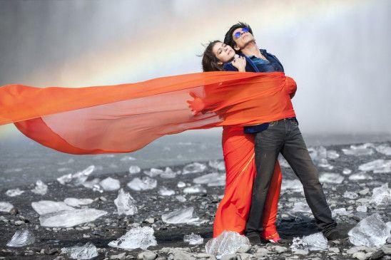 Meera (Kajol) und Raj (Shah Rukh Khan)