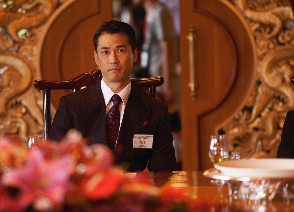 Kalt und skrupellos: Jimmy Taenaka als Ya Ru