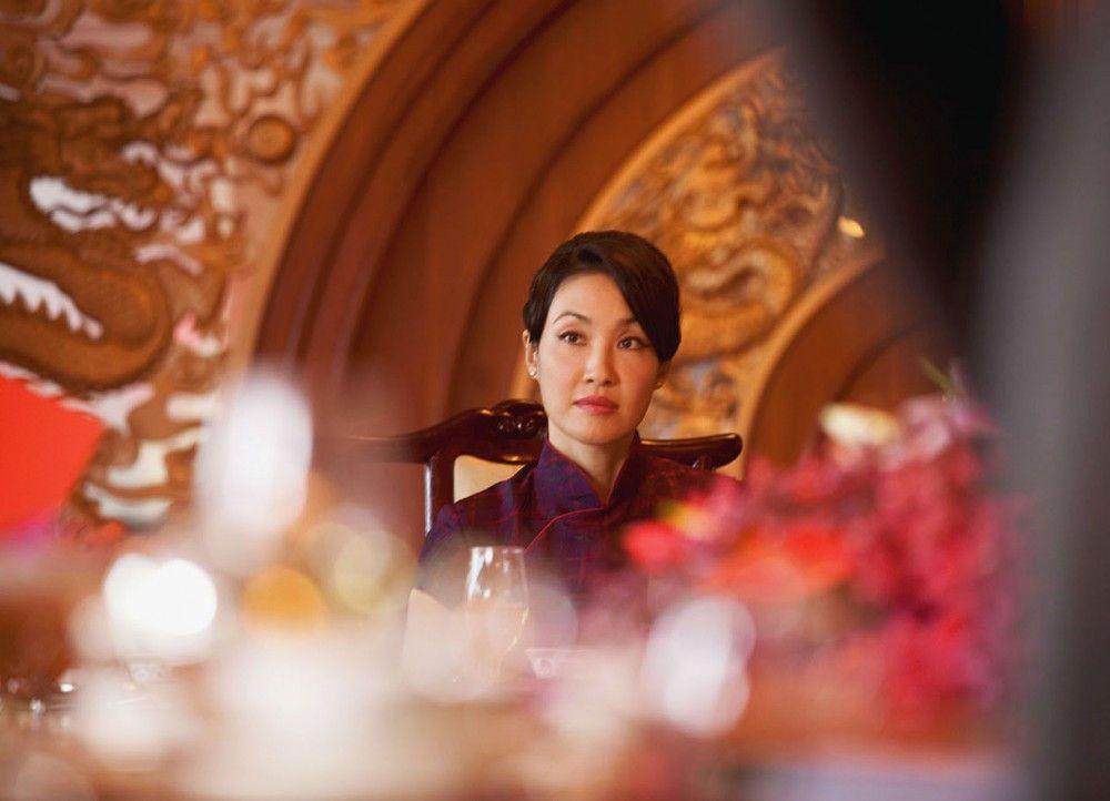 Rätselhafte Schönheit: Amy J. Chenk als Qui Hong
