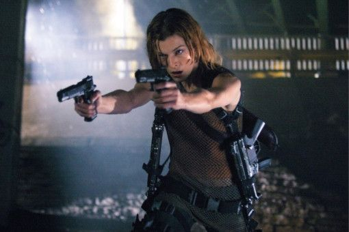 Resident Evil Kinostart