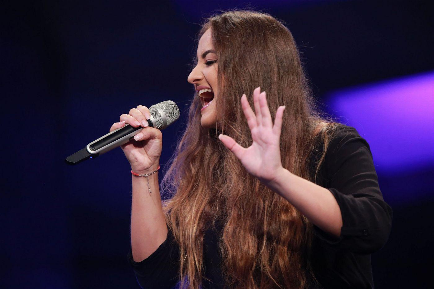 Nikoletta Kungurceva möchte Gesang studieren.