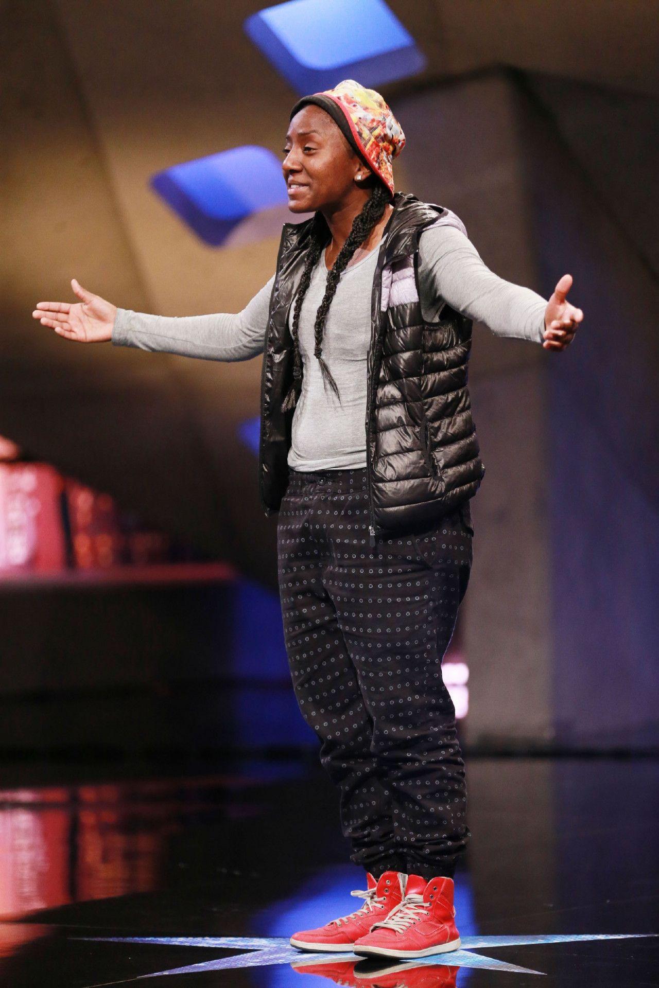 """""""Mein ultimativer Plan: Business und Musik einmal zusammen mischen und dann bin ich größer als Jay Z"""", so Cedrisha."""