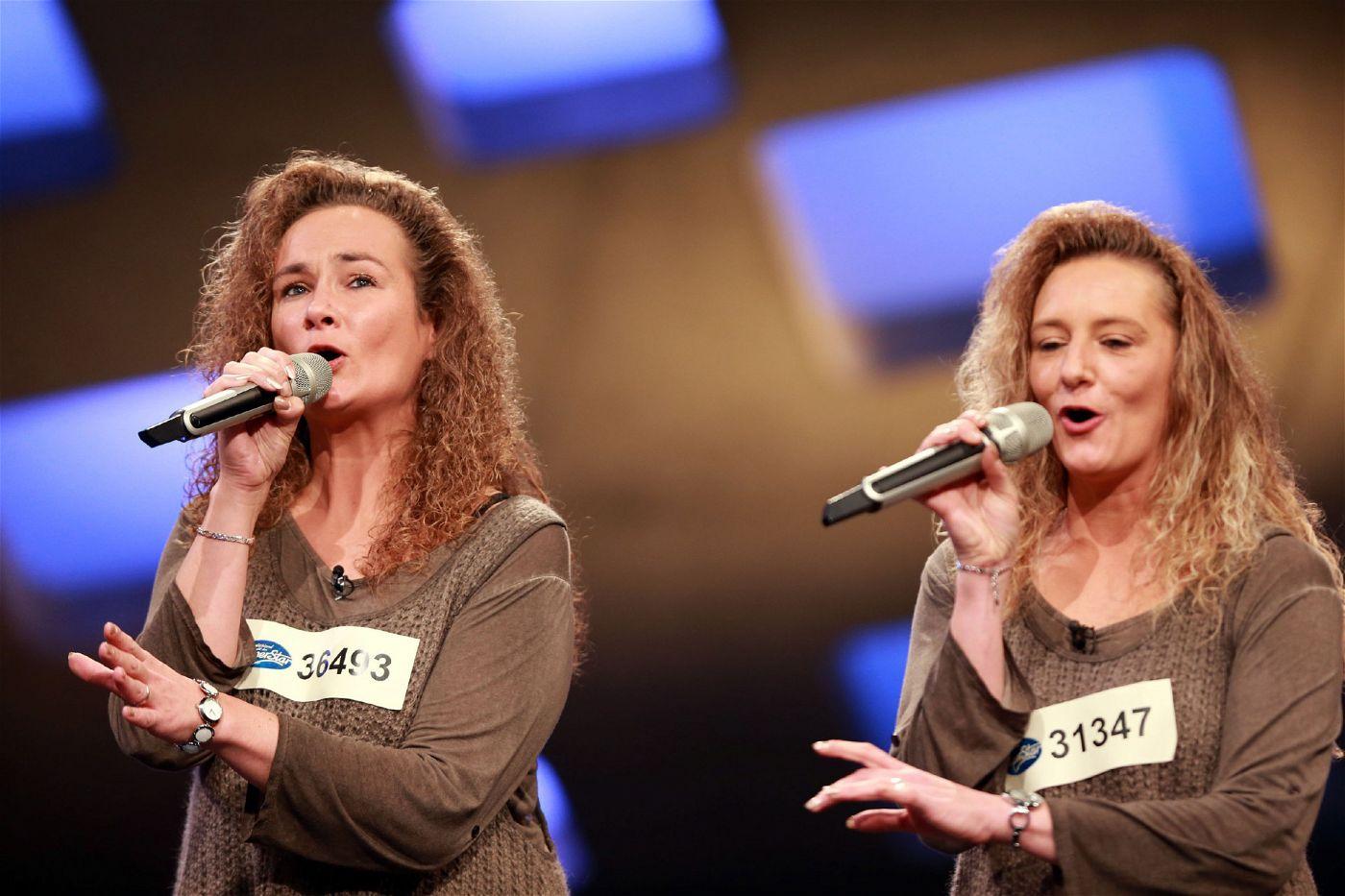 Sabine Gatena und Marion Friesecke-Stoehr treten im Duett auf.