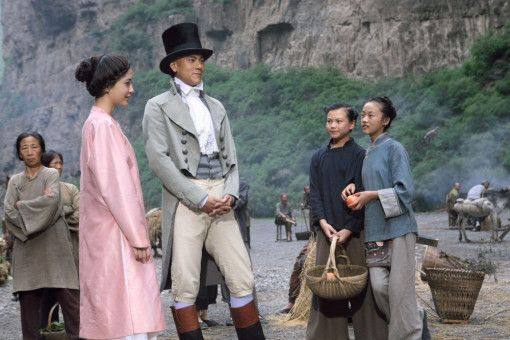 Yang Lu Chan (Yuan Xiaochao) und Chen Yu Niang (Angelababy).