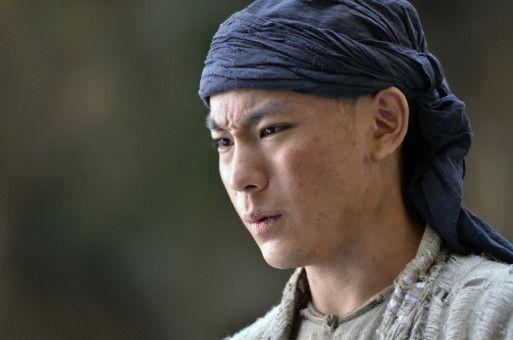 """Yang Lu Chan (Yuan Xiaochao) hat von Geburt an eine Beule auf dem Kopf, die ihm bei """"Aktivierung"""" übermenschliche Kung-Fu-Fähigkeiten verleiht."""
