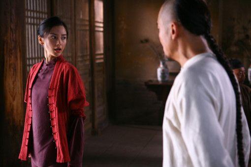 Chen Yu Niang (Angelababy) und Tony Leung Ka Fai (Chen Chang Xing,r.)