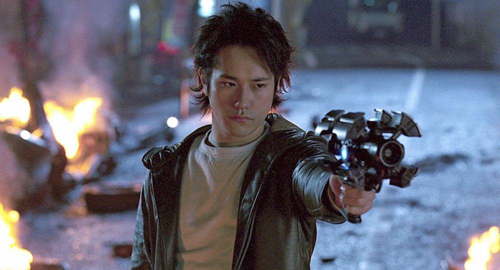 Kei Kurono (Kazunari Ninomiya) ist immer noch in das gnadenlose Spiel um die Kugel GANTZ involviert.