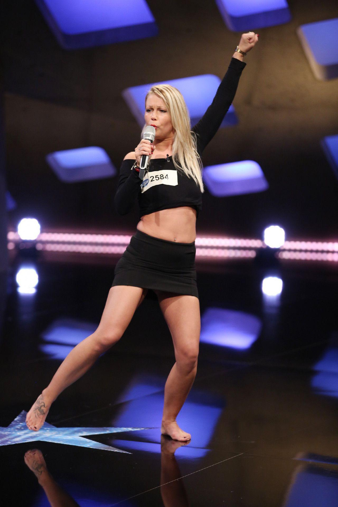 """""""Sexy sein ist für eine Frau das A und O und für die Show-Branche sowieso"""", findet die 23-jährige Berlinerin."""