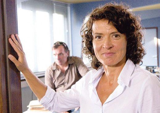 """Steht seit 1989 für den """"Tatort"""" vor der Kamera: Ulrike Folkerts"""