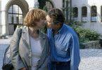 Ein Küsschen in Ehren kann niemand verwehren! Hannelore Hoger und Rudolf Kowalski