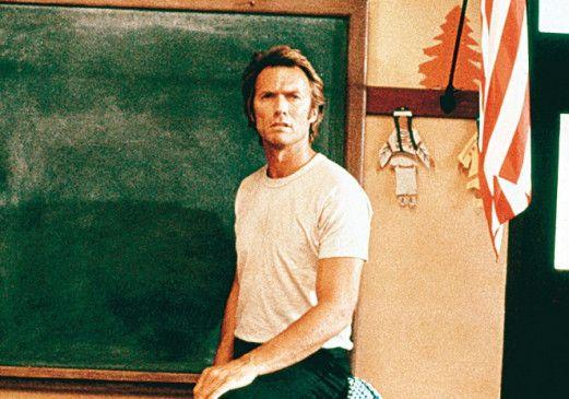 Hoffentlich bin ich nicht der Letzte! Clint Eastwood