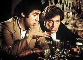 Komm, spielen wir noch ne Runde! Elliot Gould (l.) und George Segal