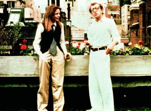 Was hab' ich denn da in der Hose? Diane Keaton und Woody Allen