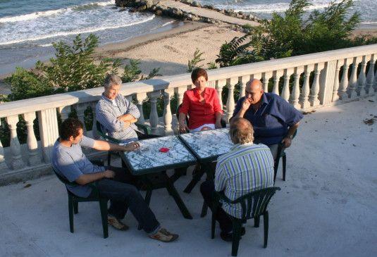 Familientreffen am Schwarzen Meer