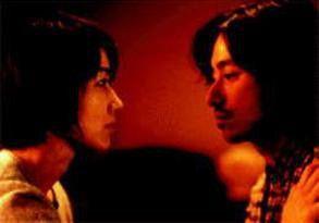 Da hast du aber erotisches Licht gezaubert! Yoko Moriguchi und Shunsuke Matusoka