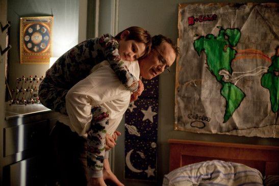 Ein Herz und eine Seele: Tom Hanks und Thomas Horn als Vater und Sohn