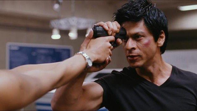 Lebt gefährlich: Shahrukh Khan als Don