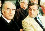 Der Kerl ist mir nicht koscher! Lino Ventura (r.) mit Michel Piccoli